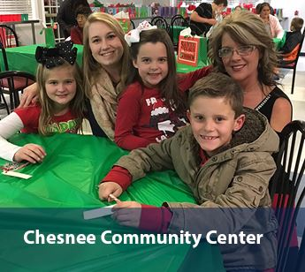Chesnee Community Center_Facilities
